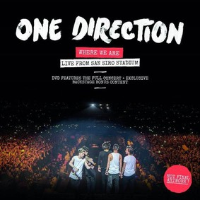 One Direction - Where We Are: Live From San Siro Stadium