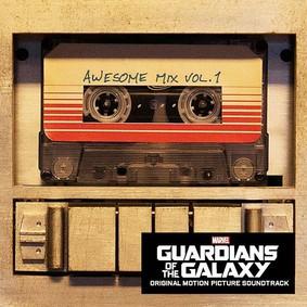 Various Artists - Strażnicy Galaktyki / Various Artists - Guardians of the Galaxy