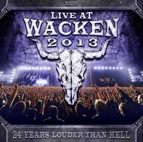 Various Artists - Live At Wacken 2013