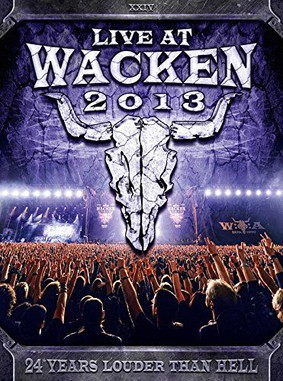 Various Artists - Live At Wacken 2013 [Blu-ray]