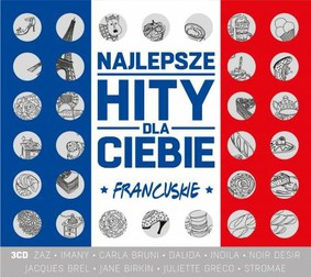 Various Artists - Najlepsze francuskie hity dla Ciebie