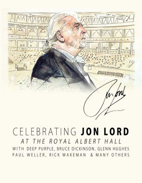 Various Artists - Celebrating Jon Lord [Blu-ray]
