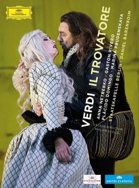 Anna Netrebko - Verdi: Il Trovatore [Blu-ray]