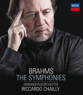 Riccardo Chailly - Brahms: The Symphonies [Blu-ray]