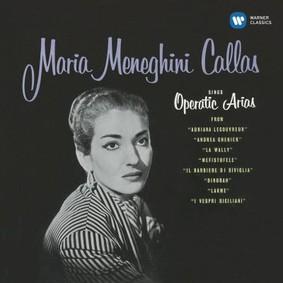 Maria Callas, Philharmonia Orchestra - Lyric And Coloratura Arias 1954