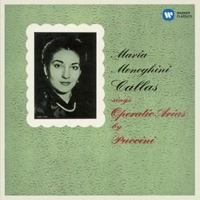 Maria Callas, Philharmonia Orchestra - Operatic Arias By Puccini