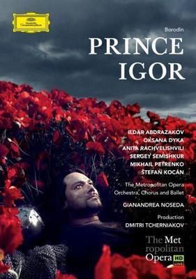 Metropolitan Opera - Borodin: Prince Igor [DVD]