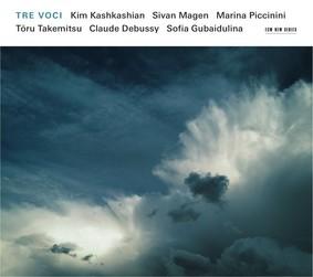 Kim Kashkashian, Marina Piccinini, Magen Sivan - Tre Voci