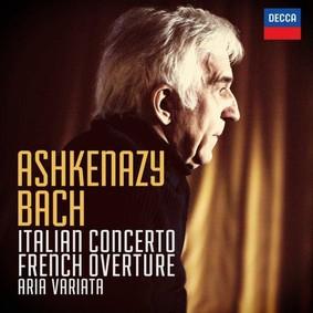 Vladimir Ashkenazy - Bach: Italian Concerto & French Overture