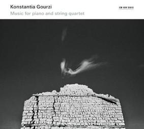 Konstantia Gourzi - Gourzi: Music For Piano And String Quartet