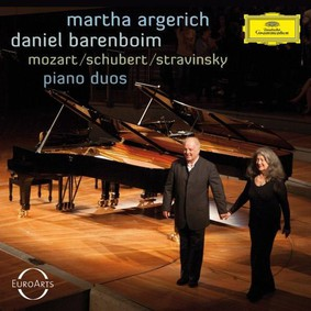 Martha Argerich, Daniel Barenboim - Piano Duos