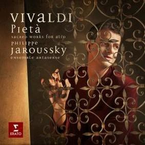 Philippe Jaroussky, Ensemble Artaserse - Vivaldi: Pieta. Sacred Works For Alto