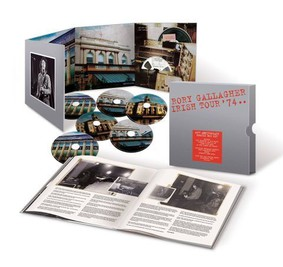Rory Gallagher - Irish Tour '74 [DVD]