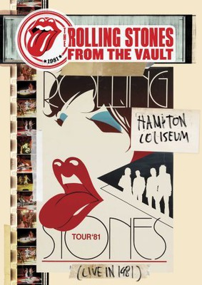 The Rolling Stones - From The Vault: Hampton Coliseum - Live In 1981 [DVD]