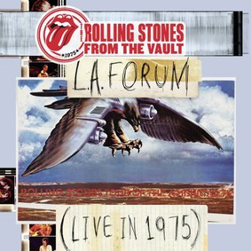 The Rolling Stones - From The Vault: L.A. Forum - Live In 1975