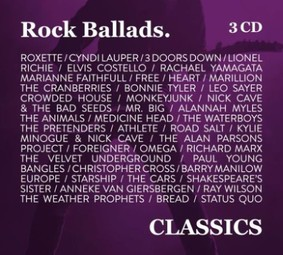 Various Artists - Rock Ballads Classics