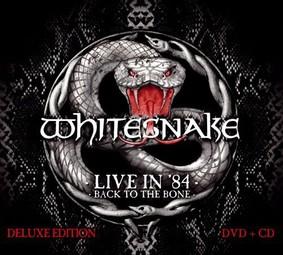 Whitesnake - Live In 84: Back To The Bone