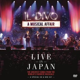 Il Divo - A Musical Affair: Live in Japan [DVD]