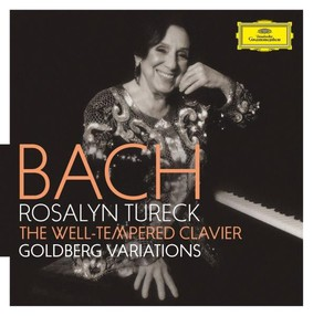 Rosalyn Tureck - Bach: The Well Tempered Clavier