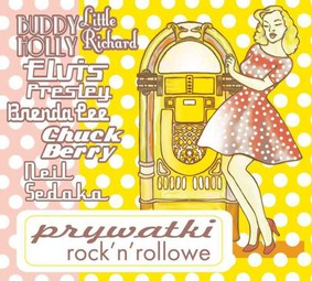 Various Artists - Prywatki rock'n'rollowe