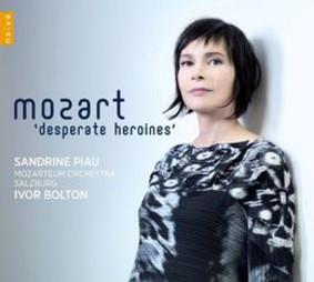 Sandrine Piau - Mozart: Desperate Heroines