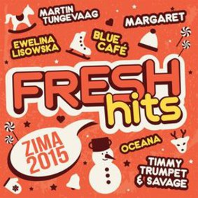 Various Artists - Fresh Hits: Zima 2015