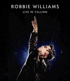 Robbie Williams - Live In Tallinn [Blu-ray]