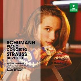 Helene Grimault, Orchester Symphonie Deutsches - Strauss / Schumann: Burlesque, Piano Concerto