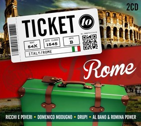 Various Artists - Ticket To…Rome