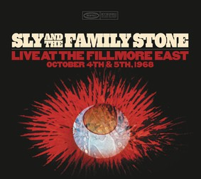 Sly & The Family Stone - Box: Live At The Fillmore East October 4th & 5th, 1968
