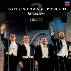 Luciano Pavarotti, Plácido Domingo, Jose Carreras - Three Tenors In Concert Rome 1990