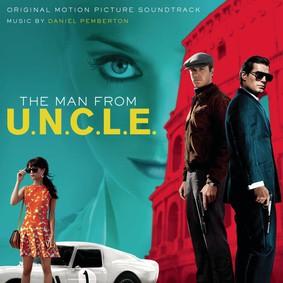 Daniel Pemberton - Kryptonim U.N.C.L.E / Daniel Pemberton - The Man From U.N.C.L.E.