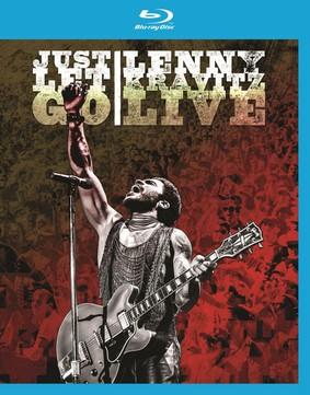 Lenny Kravitz - Just Let Go: Lenny Kravitz Live [Blu-ray]
