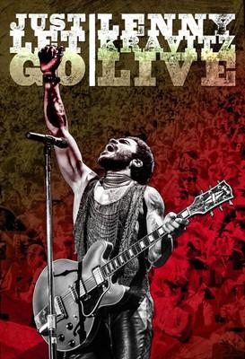 Lenny Kravitz - Just Let Go: Lenny Kravitz Live [DVD]