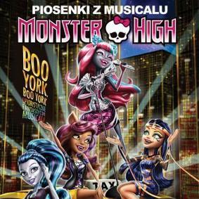 Various Artists - Monster High: Boo York, Boo York
