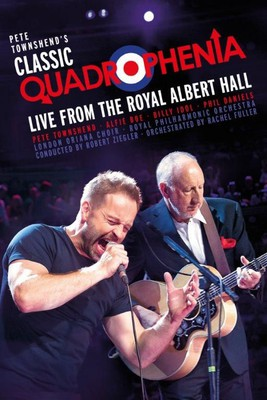 Pete Townshend - Classic Quadrophenia: Live From The Royal Albert Hall [DVD]