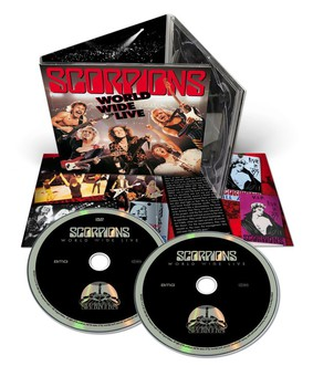 Scorpions - World Wide Live (50th Anniversary Edition)
