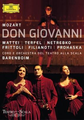 Bryn Terfel - Mozart: Don Giovanni [DVD]