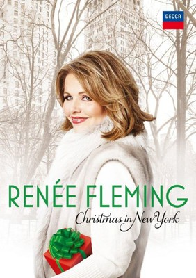 Renée Fleming - Christmas In NewYork [DVD]