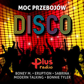Various Artists - Moc przebojów disco