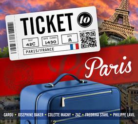 Various Artists - Ticket To... Paris
