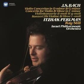 Itzhak Perlman, Ray Still, Israel Philharmonic Orchestra - Bach: Violin Concertos
