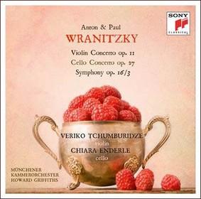 Howard Griffiths - Violin Concerto / Cello Concerto & Symphony In D Major