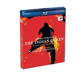 Teodor Currentzis - Purcell: The Indian Queen [Blu-ray]
