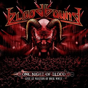 Bloodbound - One Night Of Blood: Live At Masters Of Rock MMXV [Live]