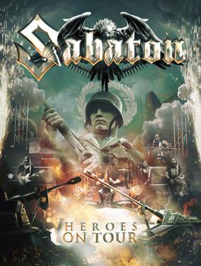 Sabaton - Heroes On Tour [DVD]