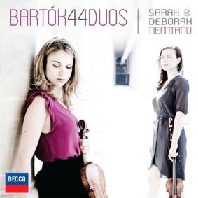 Sarah & Deborah Nemtanu - Bartok: 44 Duos
