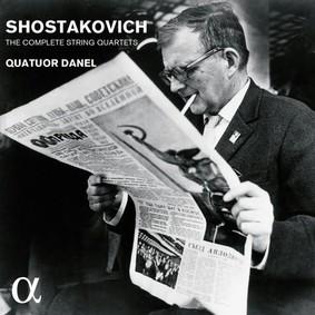 Danel Quatuor - Shostakovich: The Complete String Quartets
