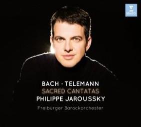 Philippe Jaroussky - Bach Telemann Cantatas