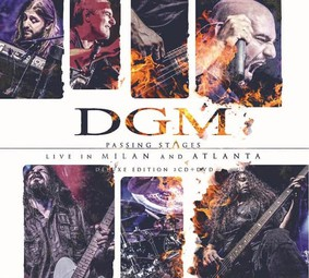 DGM - Passing Stages [Live]